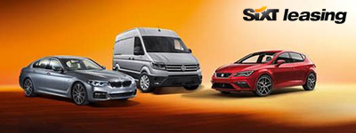 Full service car leasing for companies | Sixt Leasing