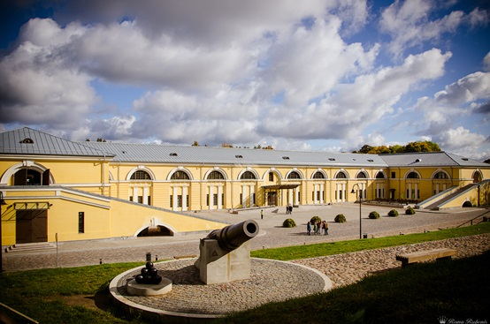 The Mark Rothko Art Centre | Travel routes: Latgale | Sixt rent a car