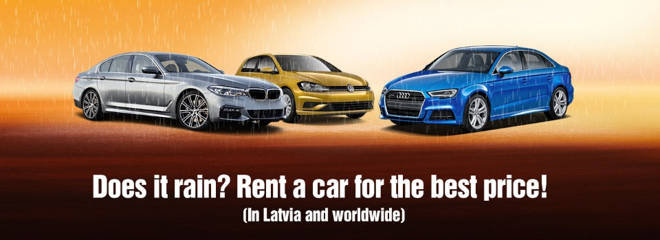 Car rental in Riga and Jurmala | Sixt rent a car
