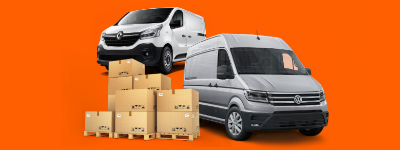 Cargo bus rental | SIXT car rental