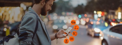 SIXT app | Mobile phone car rental